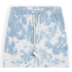 Grunt Dreng - Blues Batic Jog Shorts Blue