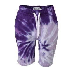 Hound Dreng - Sweat Shorts Tie Dye Purple