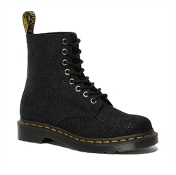 Dr. Martens - Pascal Black Glitter Ray