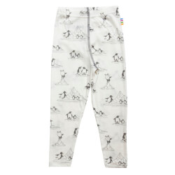 Joha - Leggings Uld Penguins