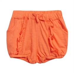 Hust & Claire - Orange Henny Shorts