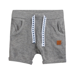 Hust & Claire - Grå Holger Shorts