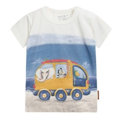 Hust & Claire - Anker Bus T-shirt
