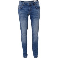 Hound Dreng - Straight Jeans Used Blue Denim