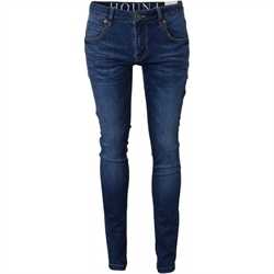 Hound Dreng - Straight Jeans Medium Blue