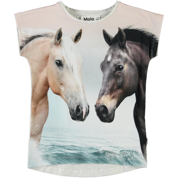 Molo - Ragnhilde Horse Friends T-shirt