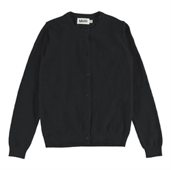 Molo - Georgina Black Cardigan