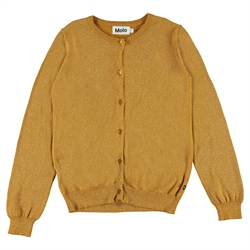 Molo - Georgina Autumn Leaf Cardigan