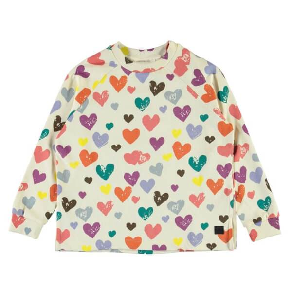 Molo - Mary Bluse Love Forever isoli