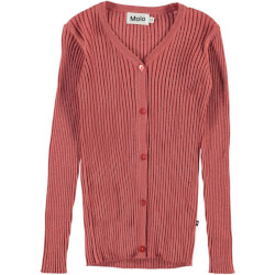 Molo - Genie Cardigan Faded Rose