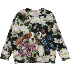 Molo - Maxi Pretty Puppies Bluse