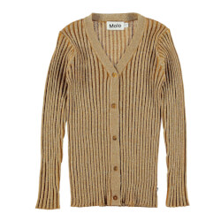 Molo - Genie Cardigan Autumn Leaf
