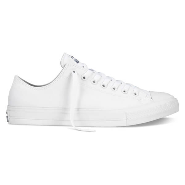 CTAS II Low fra Converse - Chuck Taylor II lav model 350154C-White