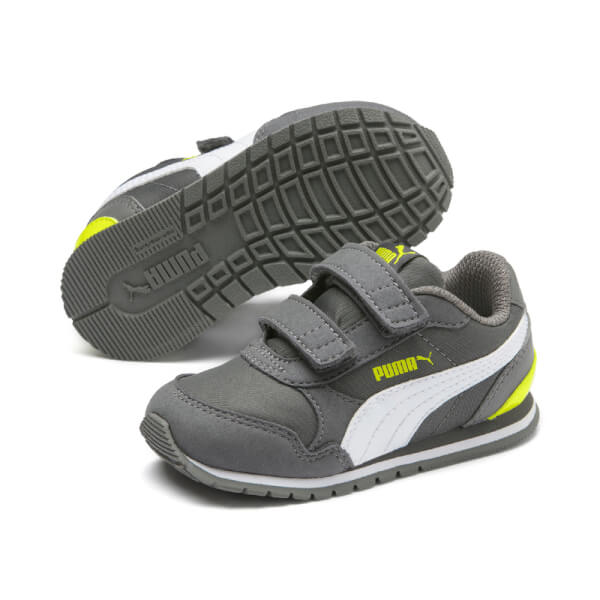 Image of   Puma - Runner Infant Gray