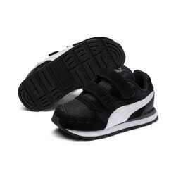 Puma - Vista Kids Black/White