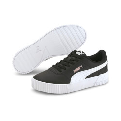 Puma - Carina JR Black/White