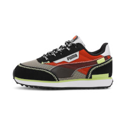 Puma - Future Rider Grey/Red