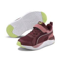 Puma - X-Ray Glow PS Burgundy