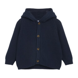 Hust & Claire - Clint Cardigan Navy