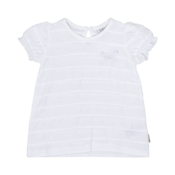 Hust & Claire - T-shirt White
