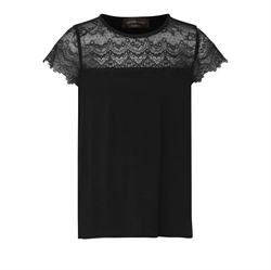Rosemunde - T-shirt Black