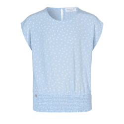 Rosemunde - Bluse Heather Sky Dot