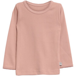 Wheat - Basic Girl T-Shirt Misty Rose