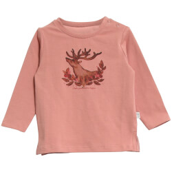Wheat - Bluse Deer Soft Rouge