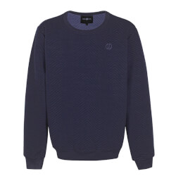 D-XEL Dreng - Gaston Sweatshirt Navy