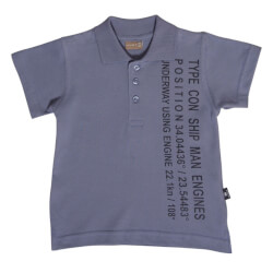Superflot polo T-shirt fra Hust & Claire