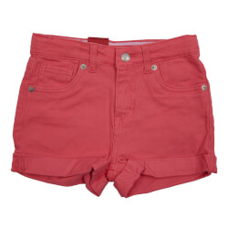 Levis - Girlfriend Shorty Shorts Pink