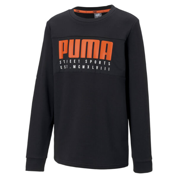 Image of   Puma - Alpha Crew Sort