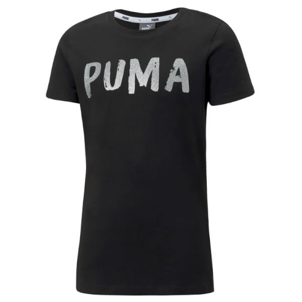 Image of   Puma - Alpha T-shirt Sort
