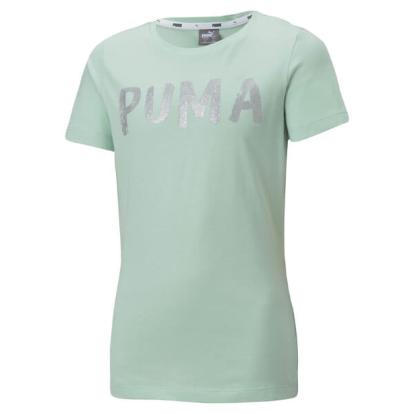 Image of   Puma - Alpha T-shirt Mintgrøn
