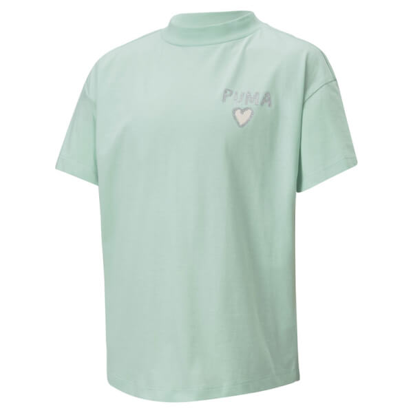 Image of   Puma - Alpha Trend T-shirt Mint