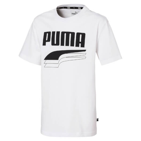 Image of   Puma - Rebel Bold T-shirt Hvid