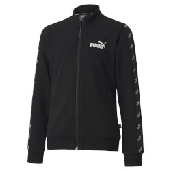 Puma - Amplified Zip Jakke Black