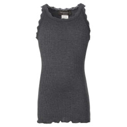 Rosemunde - Silke Top Dark Grey