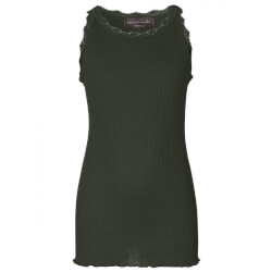 Rosemunde - Silke Top Dark Green