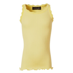 Rosemunde - Silke Top Vanilla Yellow