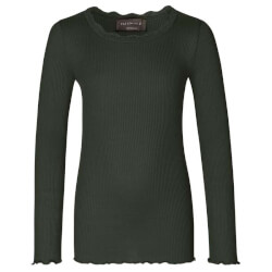 Rosemunde - Silke T-shirt Dark Green