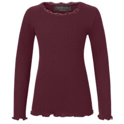 Rosemunde - Silke T-shirt Soft Wine
