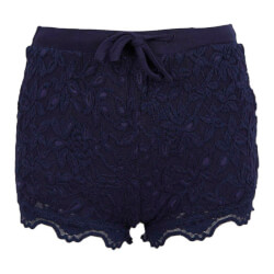 Rosemunde - Navy Blonde Shorts