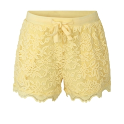 Rosemunde - Blonde Shorts Vanilla Yellow