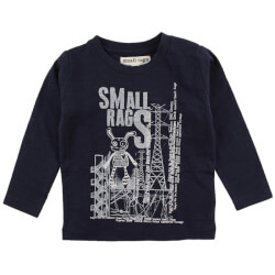 Super smart T-shirt fra Small Rags - Felix