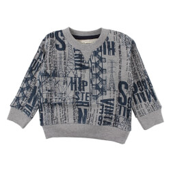 Super smart sweatshirt fra Small rags - Felix