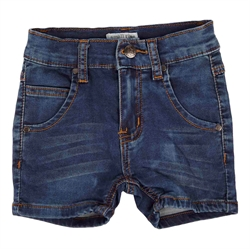 Small Rags - Blå Denim Shorts