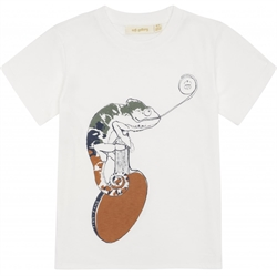 Soft Gallery - Norman T-shirt Snow White