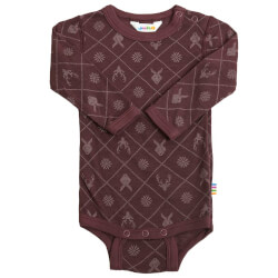 Joha - Body Bambus Bordeaux