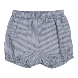 Wheat - Shorts Olly Cool Blue Stripe